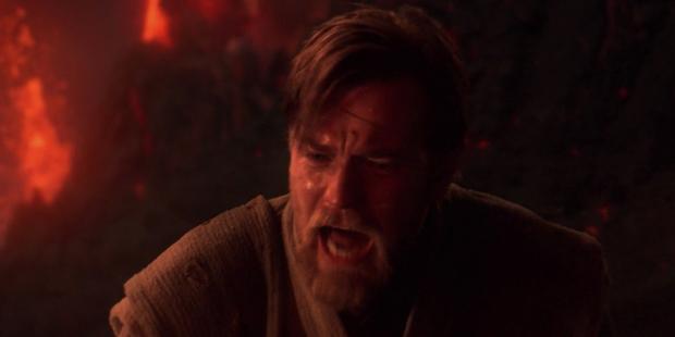 Star Wars III - Você Era o Escolhido