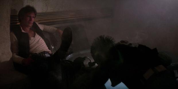 Star Wars IV - Han Solo Atira Primeiro