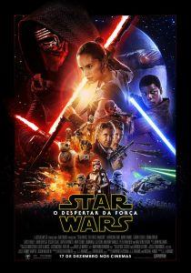 Star Wars: O Despertar da Força - poster nacional