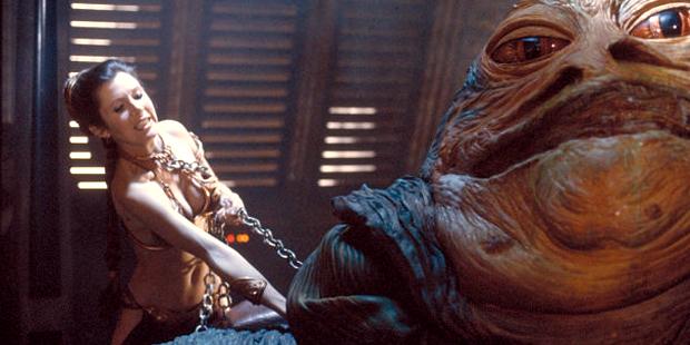 Star Wars VI - Leia Mata Jabba