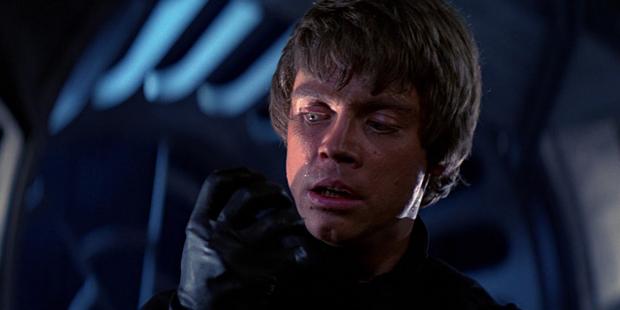 Star Wars VI - Luke Olha Sua Mão