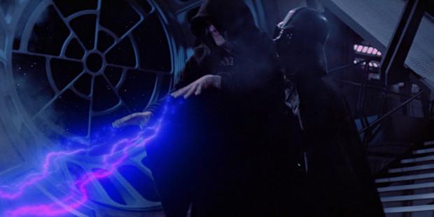 Star Wars VI - Vader Mata o Imperador