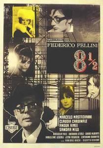 8 ½ - poster nacional