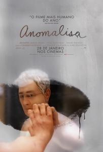 Anomalisa - poster nacional