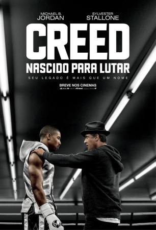 Creed: Nascido Para Lutar - poster nacional
