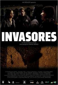 Invasores - poster