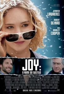 Joy: O Nome do Sucesso - poster nacional
