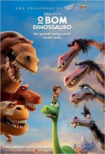 O Bom Dinossauro - poster nacional