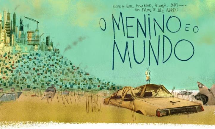 """Essa é a primeira vez que o Brasil é indicado na categoria """"Melhor Filme Animado"""""""