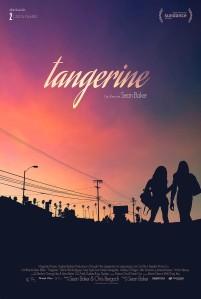 Tangerine - poster nacional