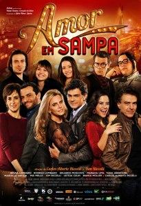 Amor em Sampa - poster