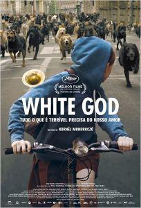 White God - poster nacional