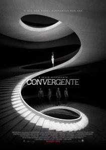 A Série Divergente: Convergente - poster nacional