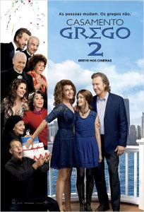 Casamento Grego 2 - poster nacional