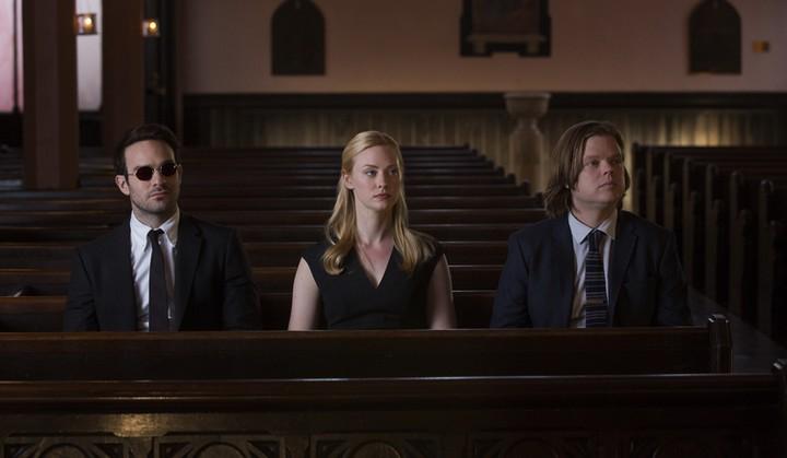 Demolidor season 2 - trio