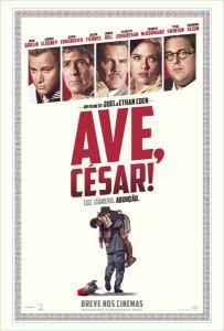 Ave, César! - poster nacional