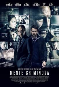 Mente Criminosa - poster nacional