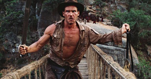 Indiana Jones Templo da Perdição