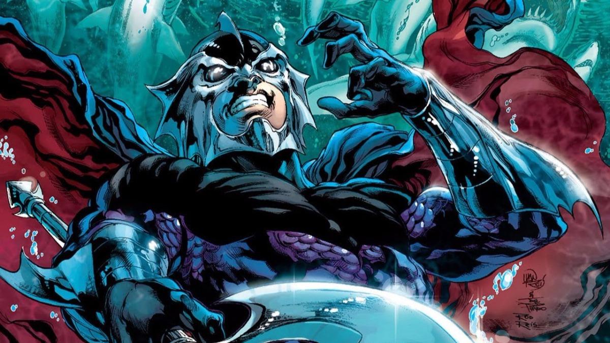 Os Dez Maiores Vilões do Aquaman