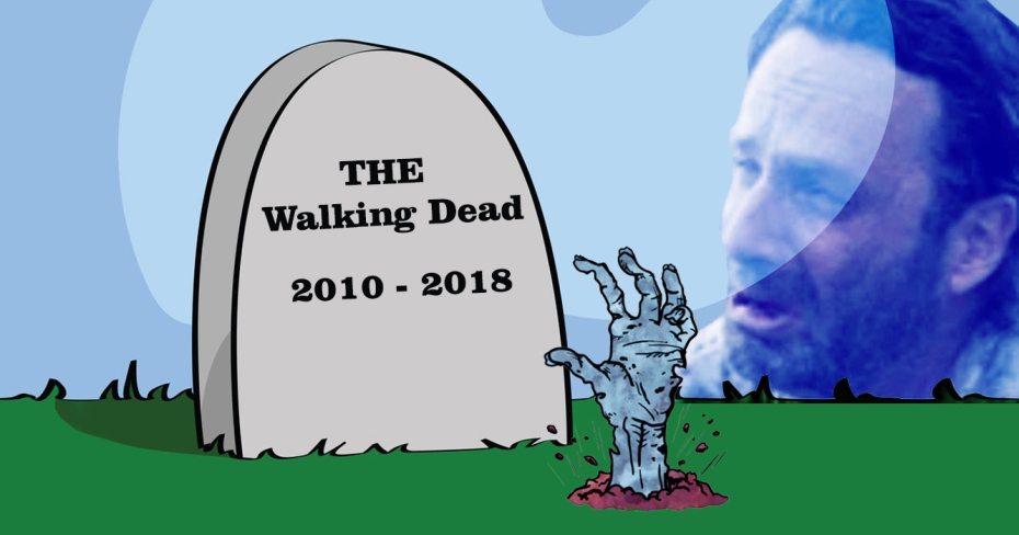 The Walking Dead RIP